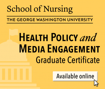 Health Policy and Media Engagement Certificate
